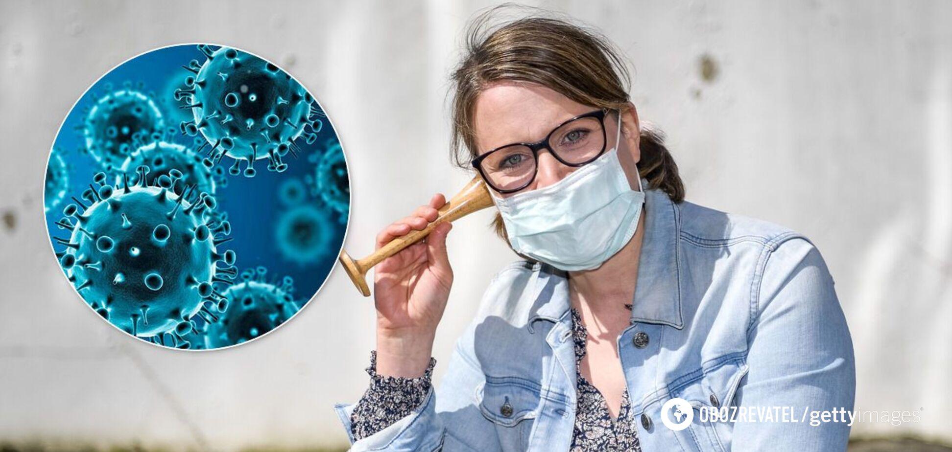 Коронавирус может повредить слух: страдает каждый восьмой
