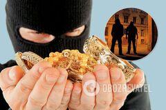 грабежі Київ