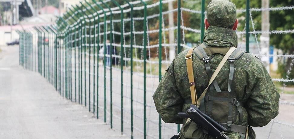Российские пограничники применили оружие для задержания контрабандиста на границе с Украиной