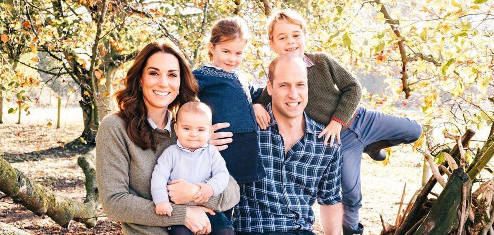 Кейт Міддлтон похвалилася відпочинком із сім'єю на островах