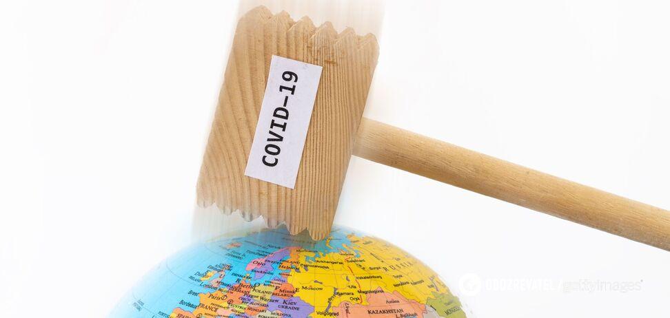 COVID-19 заразилися пронад 17,7 млн у всьому світі