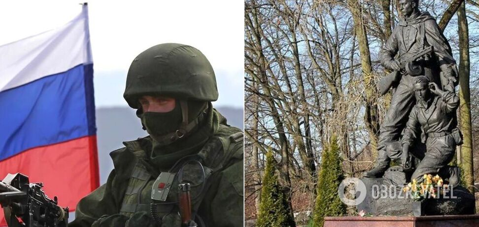 Журналісти знайшли поховання російських військових, загиблих на Донбасі