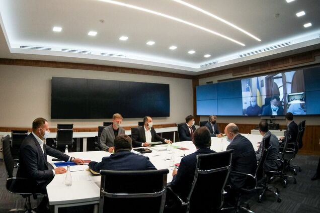 У Зеленского обсудили подготовку к проведению Олимпийских игр в Украине