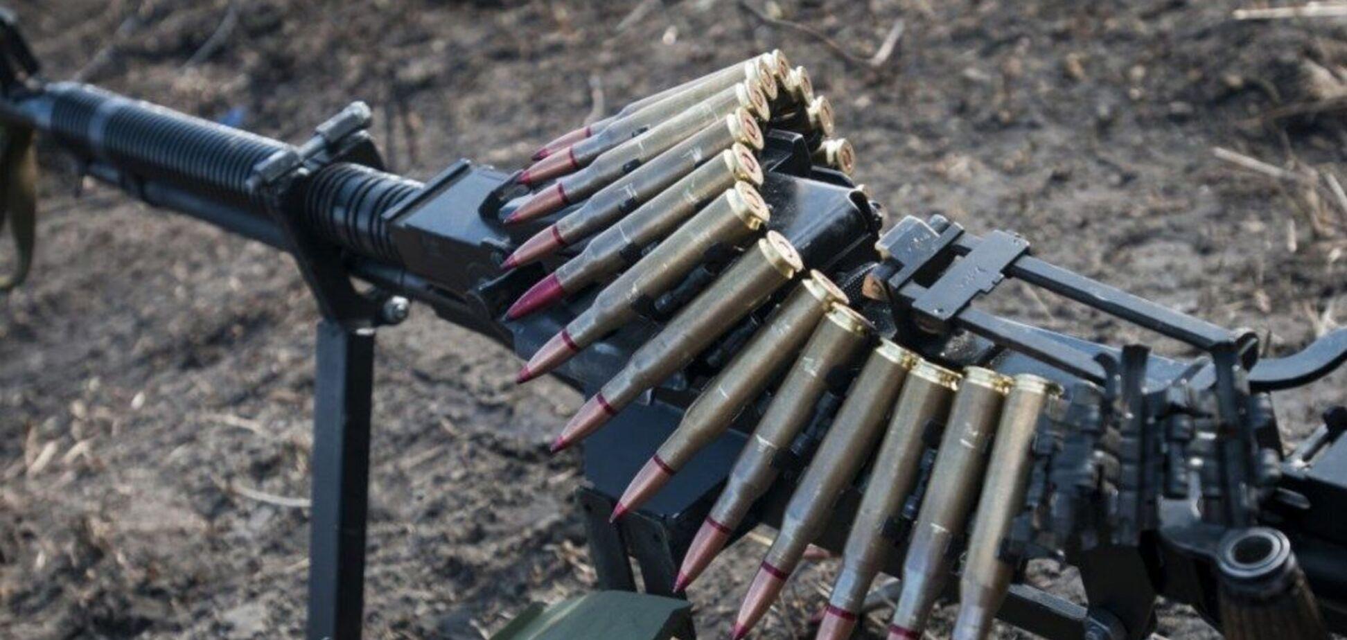 Окупанти на Донбасі понад 4,2 тисячі разів порушили перемир'я
