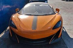 В Ривне нашли суперкар за $260 000. Фото: topgir.com.ua