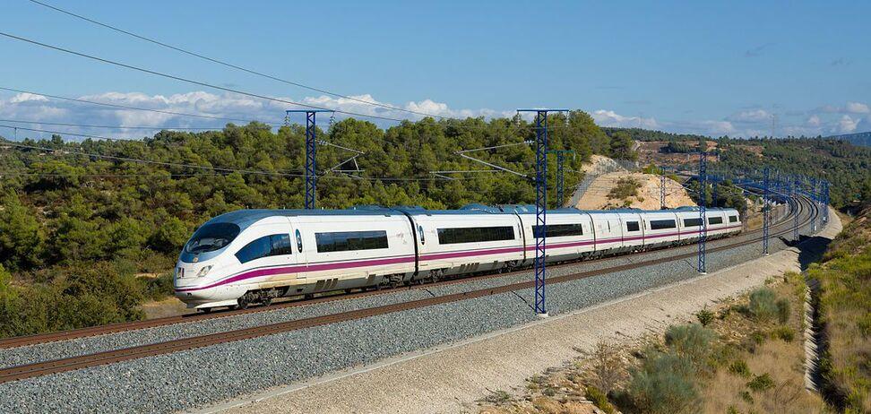 У Португалії зазнав аварії швидкісний поїзд