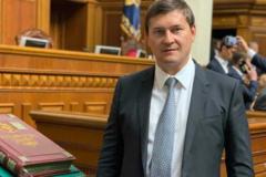 В сеть попали новые видео со 'слугой' Одарченко, которого ударили в лицо