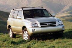 Toyota Highlander возглавила рейтинг. Фото: firstgear.ua