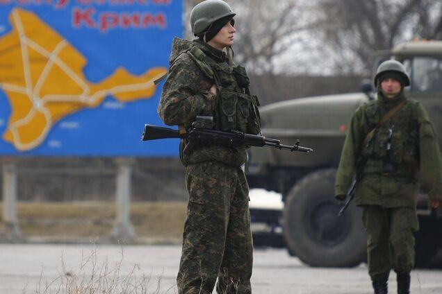 Действия России в Крыму подпадают под квалификацию 'военные преступления'