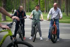 Прогулку Владимира Зеленского оплатили из госбюджета