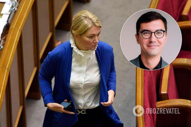 Андрей Мотовиловец схватил за руку Марию Ионову