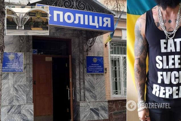'Гарячі хлопці' хапалися за ножі: що сталося в центрі Києва і кого затримали