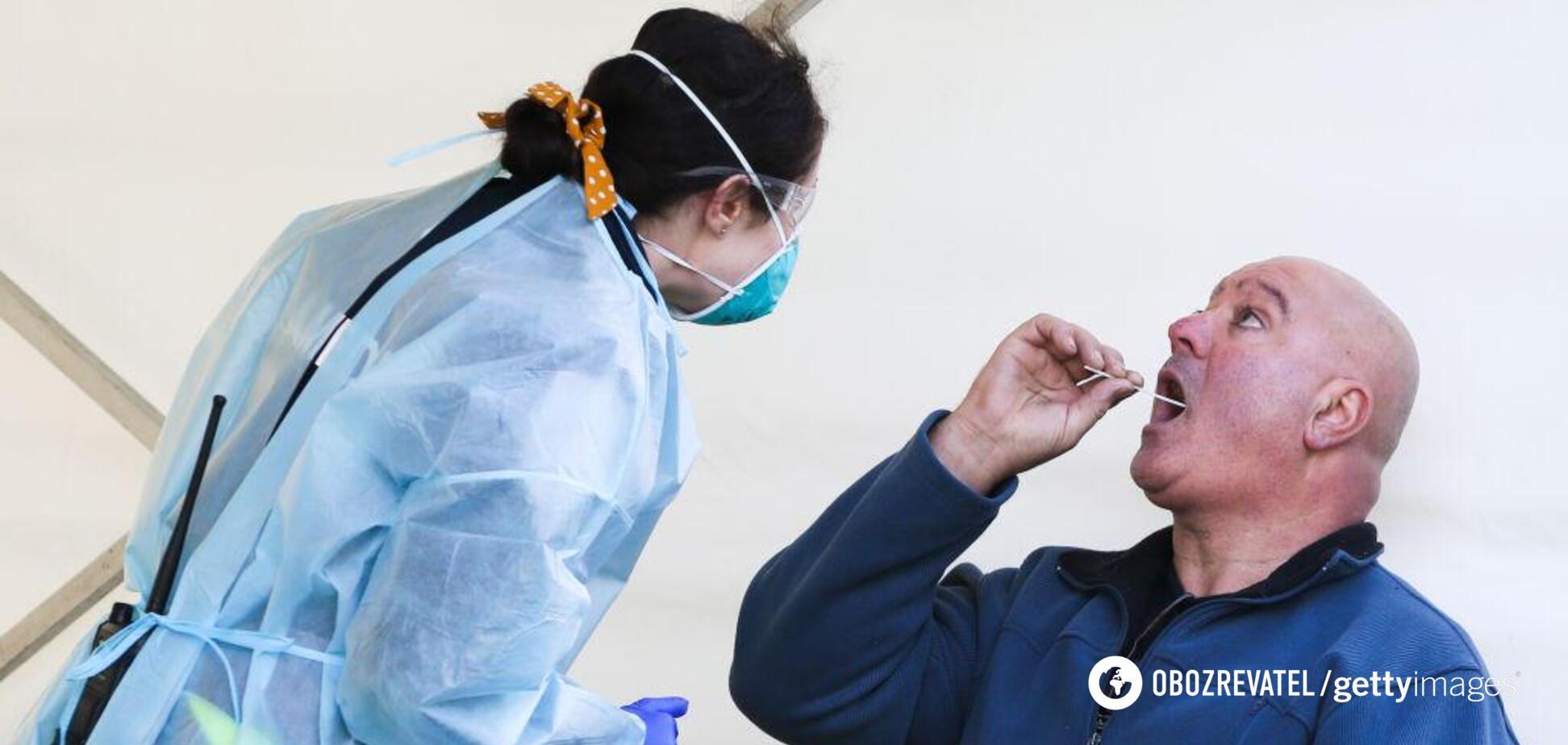 Вчені заявили, що за голосом можна визначити коронавірус