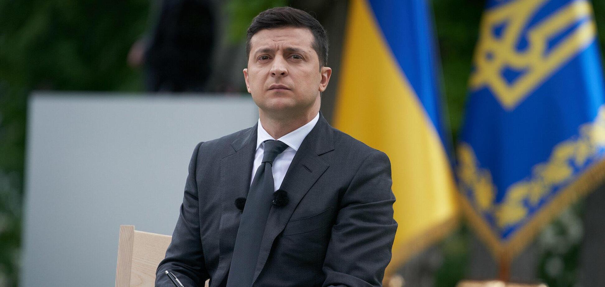 Зеленський відреагував на масову бійку в Києві. Фото kurs.com.ua