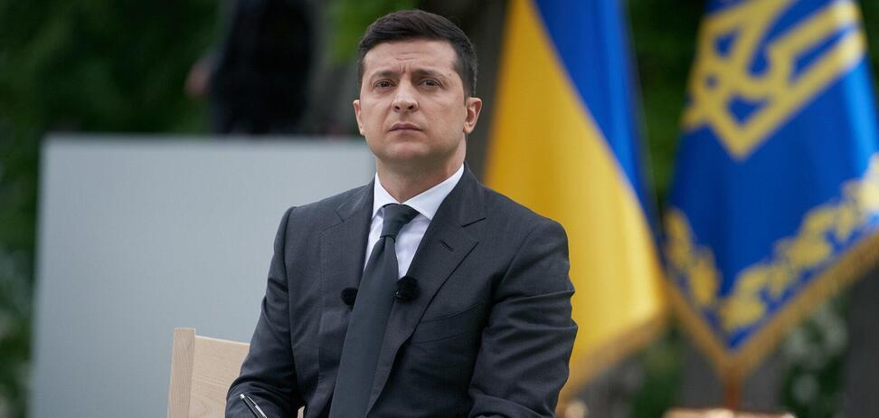 Зеленский отреагировал на массовую драку в Киеве