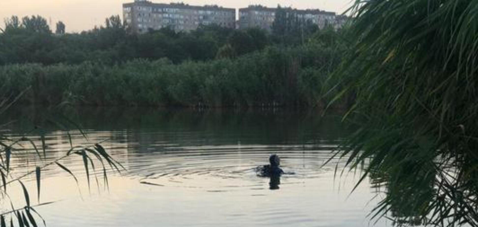 У Кривому Розі дитина потонула у ставку на очах у друзів