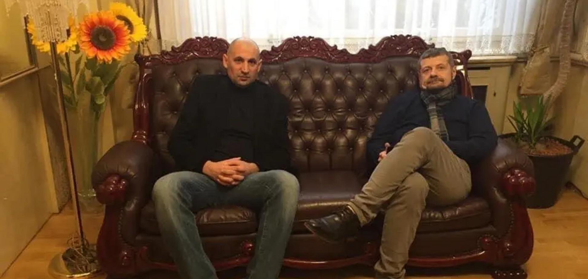 Ігор Мосійчук володіє інформацією про можливого вбивцю 'Анзора'