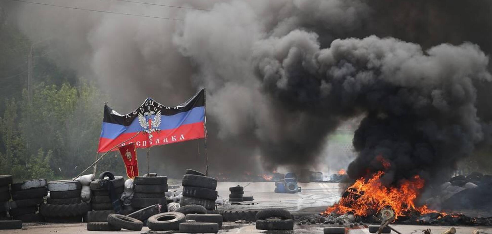 Война на Донбассе. Источник: 24 канал