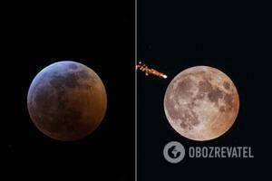 Жители Земли могли наблюдать полутеневое лунное затмение