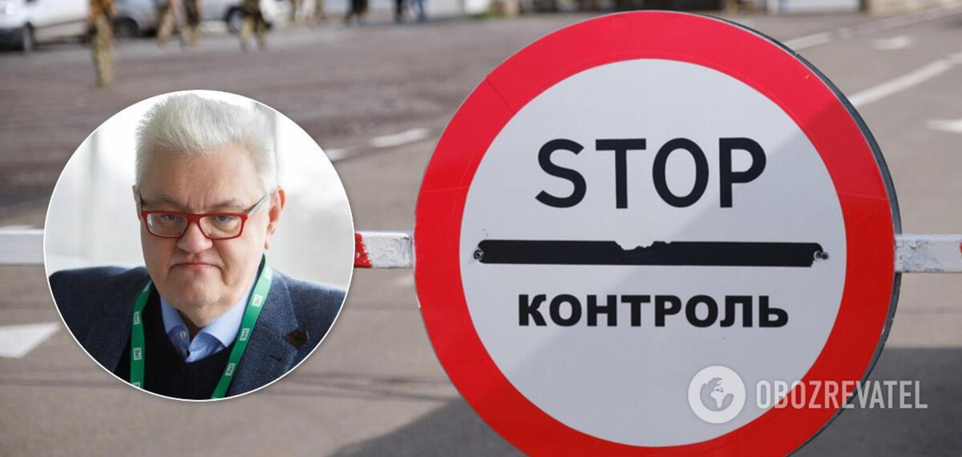 Сергей Сивохо назвал закрытие КПВВ со стороны 'ДНР' местью