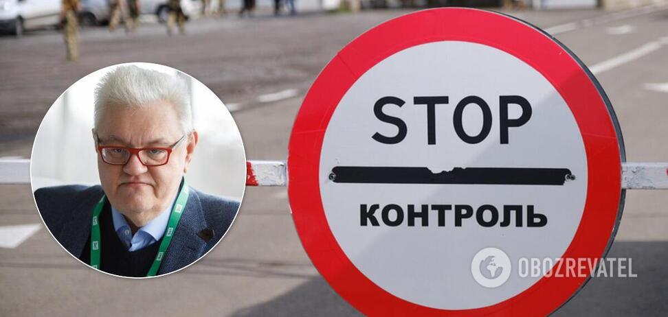 Сергій Сивохо назвав закриття КПВВ з боку 'ДНР' помстою