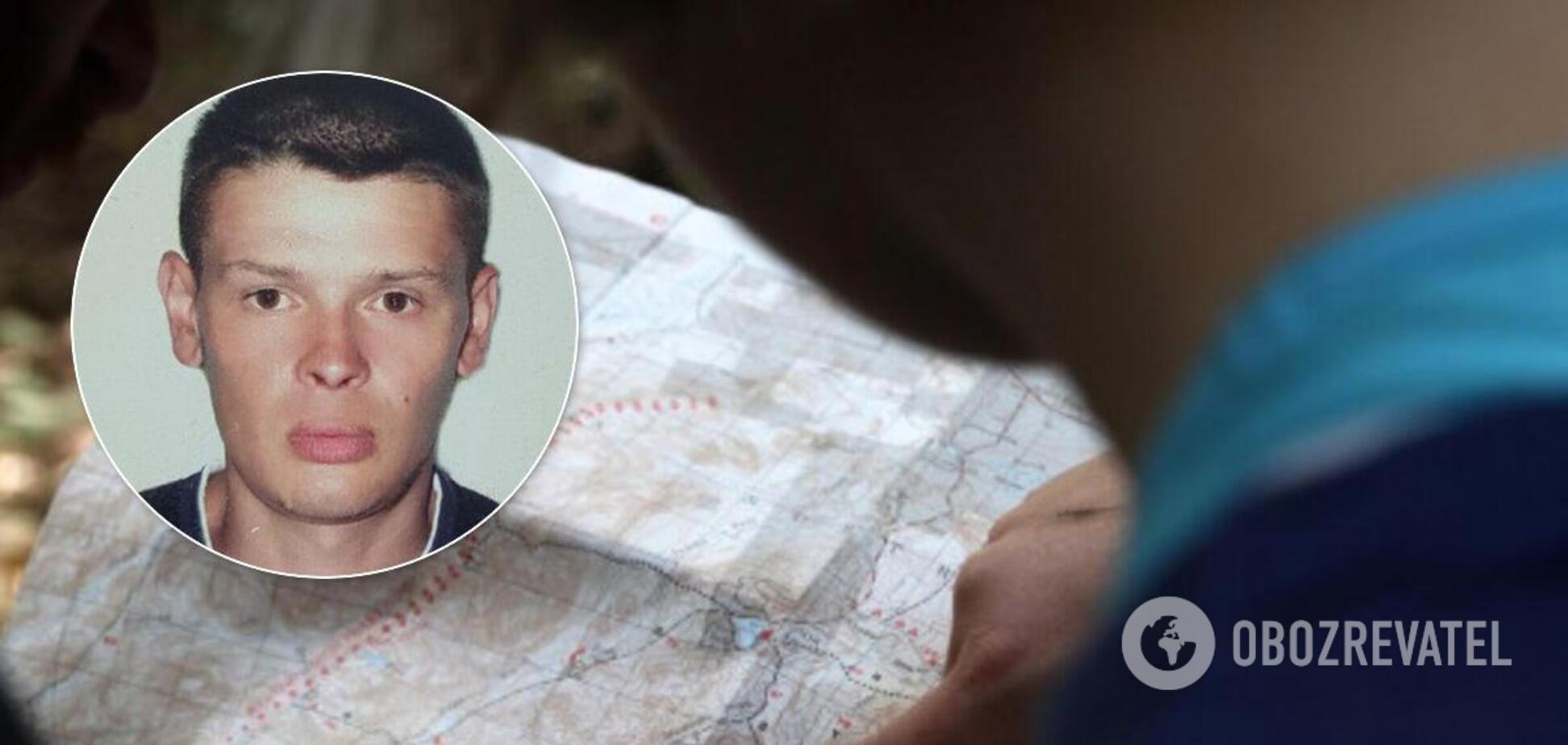 У Дніпрі розшукують зниклого місяць тому чоловіка. Фото