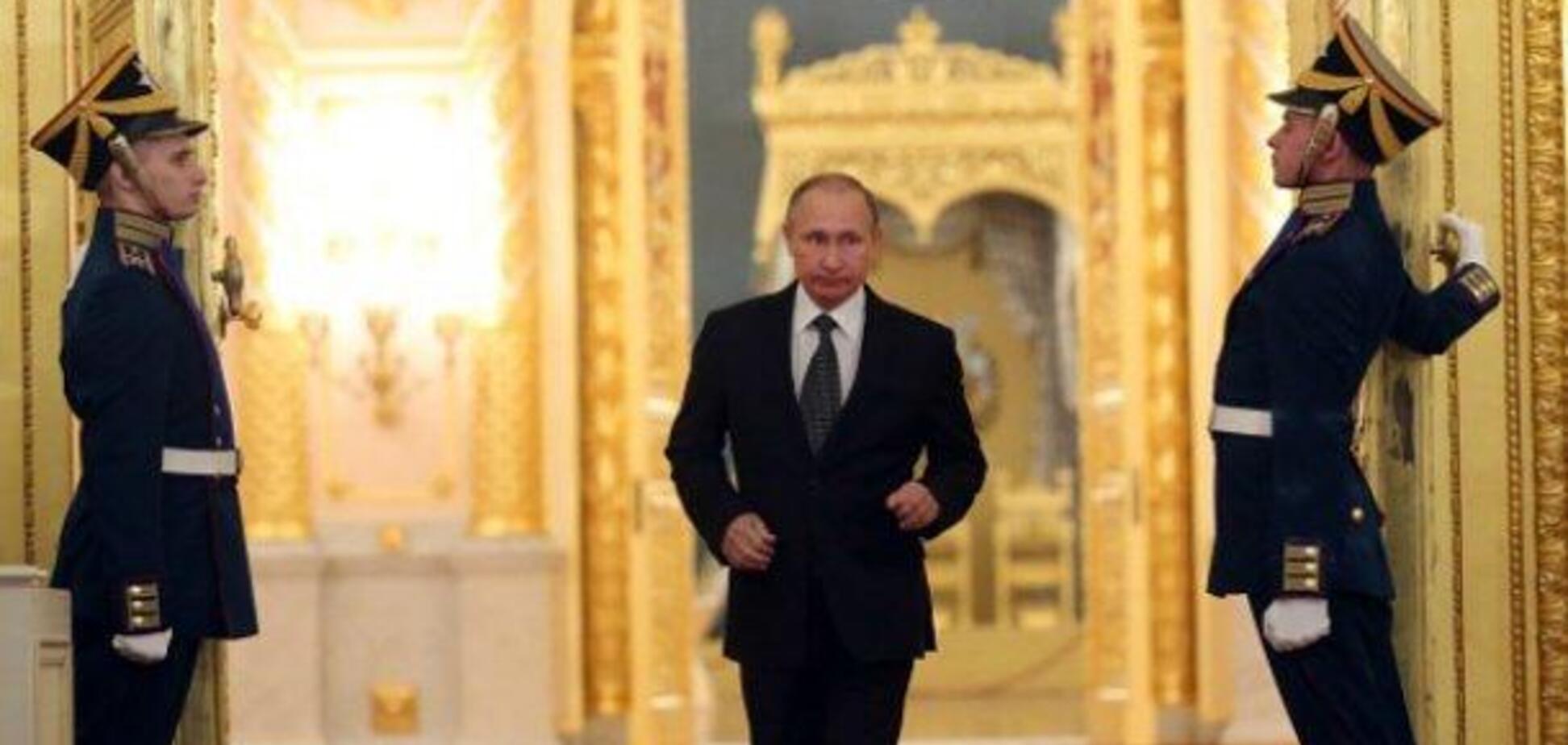 Притворяясь здравомыслящим, Путин долго шел к своей цели во власти