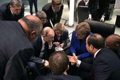 Встреча в Берлине: Украину будут 'склонять к уступкам' всеми средствами