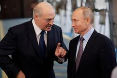 Александр Лукашенко выдвинул Владимиру Путину условие для объединения России и Беларуси