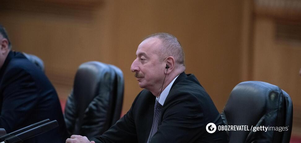 Ільхам Алієв закликав жителів Азербайджану готуватися до критичної ситуації