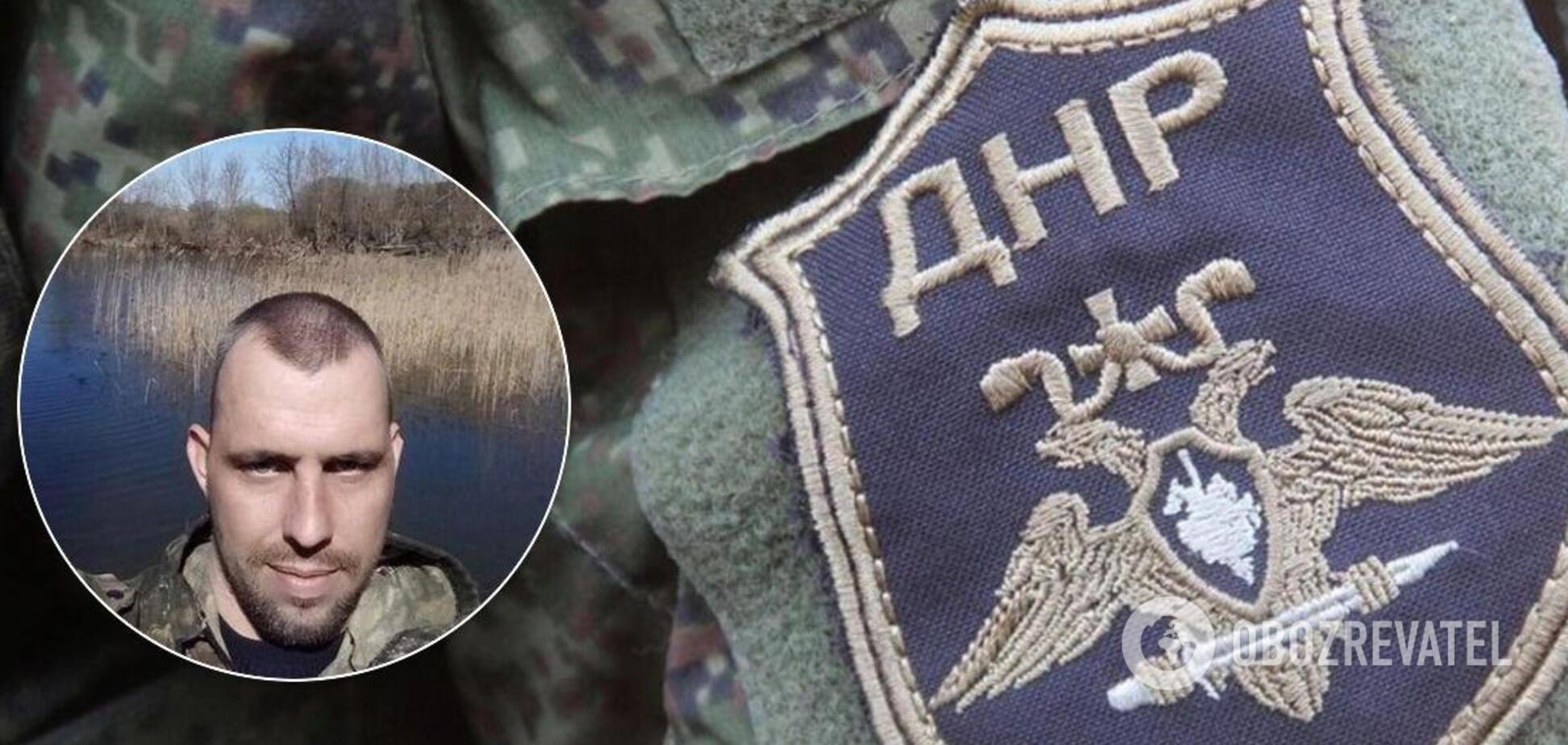 На Донбасі загинув терорист Іван Зубов