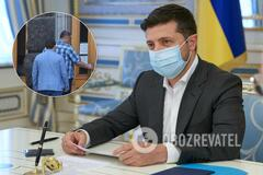 Зеленский провел встречу со 'слугами народа': кого из нардепов засняли на Банковой