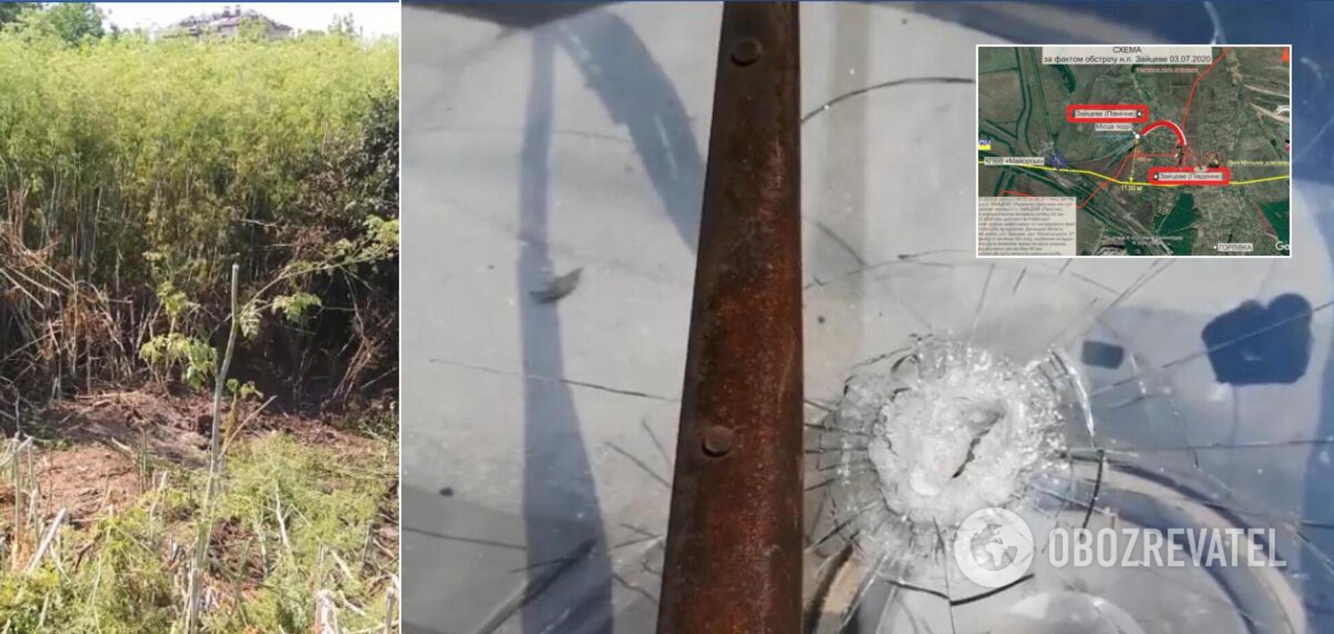 Терористи Л/ДНР обстрілюють мирні поселення
