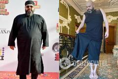 Максима Фадеева уличили во вранье о похудении на 100 кг