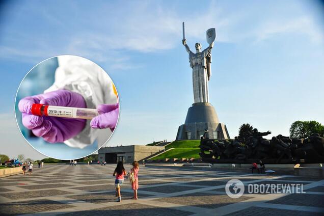 У Києві COVID-19 почав відступати. Ілюстрація