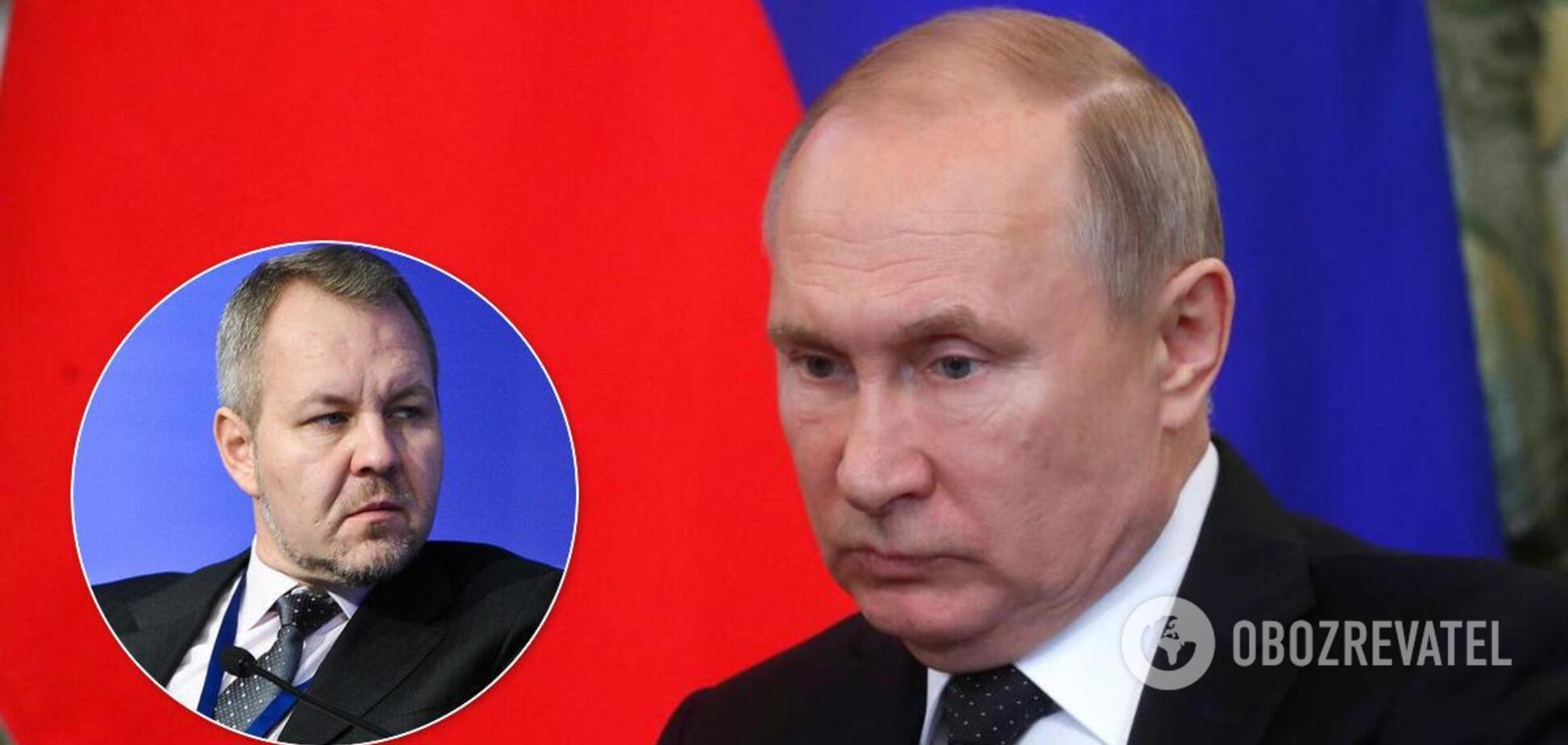 Владислав Іноземцев вважає, що Володимир Путін ніколи добровільно не віддасть владу