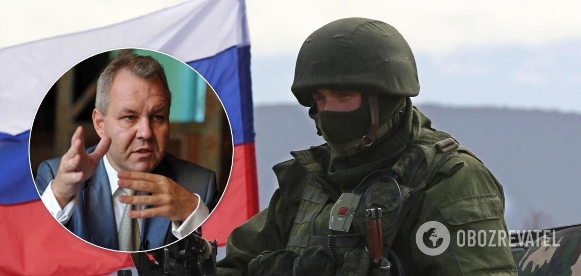 У Владислава Иноземцева не вызывает сомнений, что террористические группировки на Донбассе поддерживаются РФ