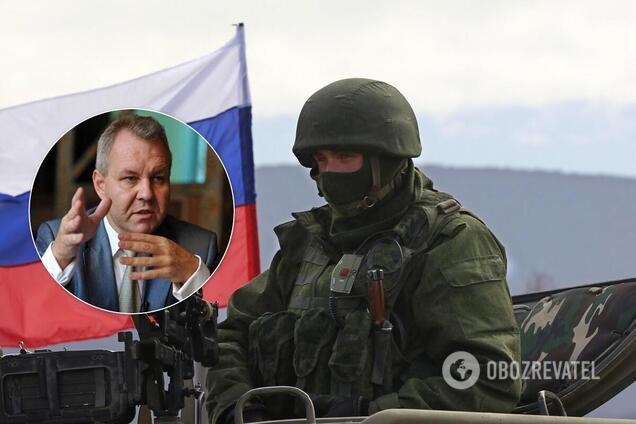 У Владислава Іноземцева не викликає сумнівів, що терористичні угруповання на Донбасі підтримуються РФ