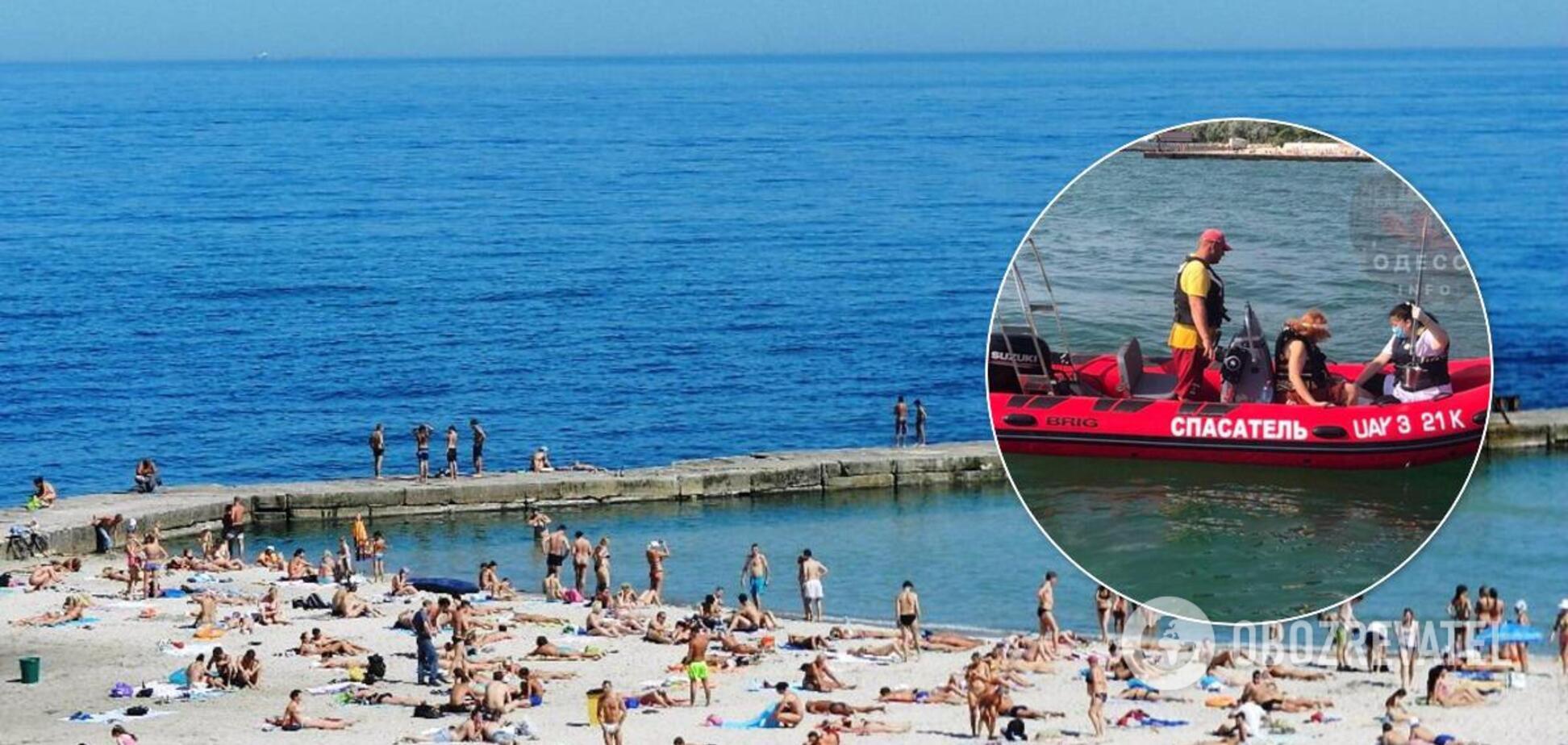 Пляжі Одеси небезпечні для купання