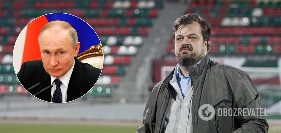 Василий Уткин оценил слова Владимира Путина