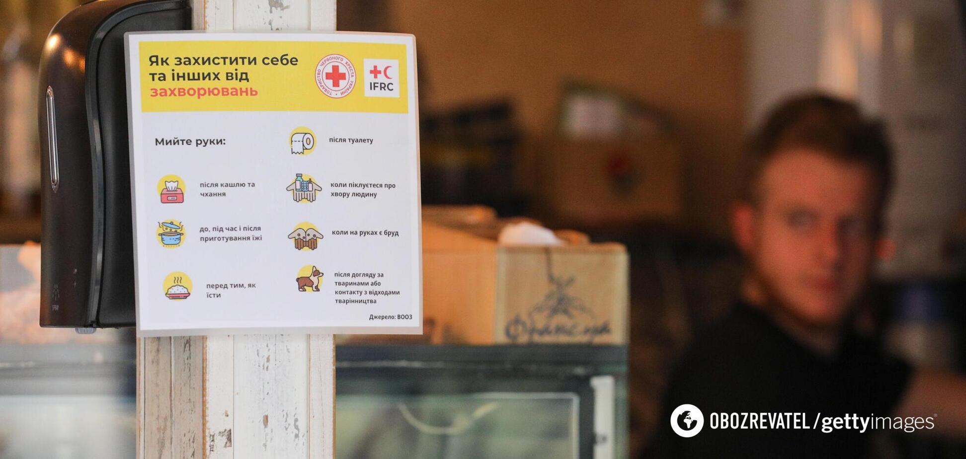 На Львівщині дозволять роботу закладів громадського харчування