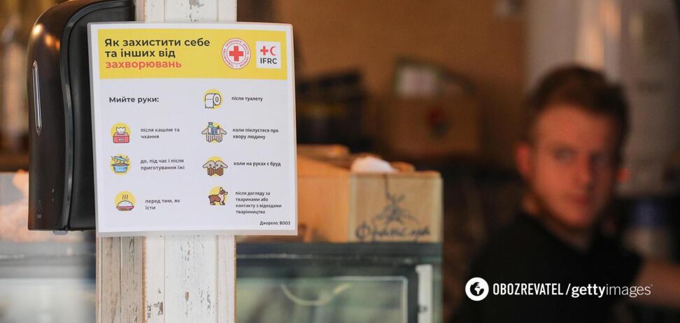 На Львовщине разрешат работу заведений общественного питания