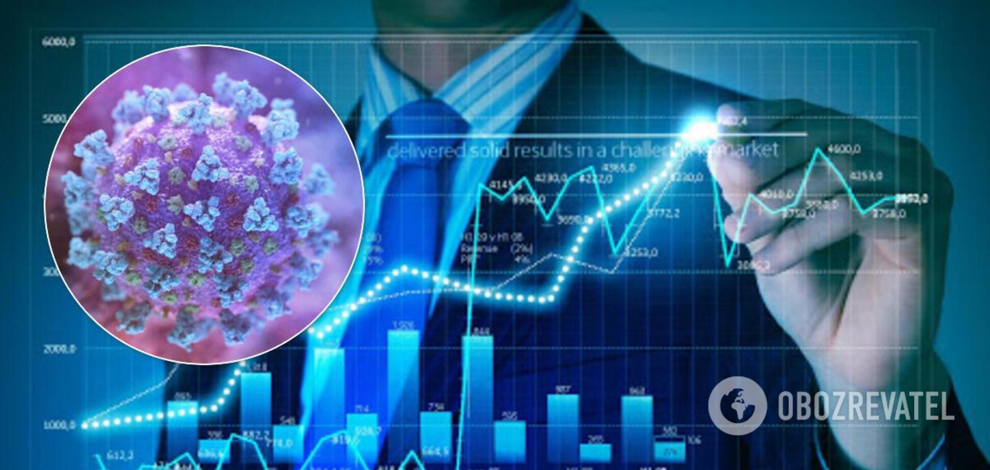 В Европейском центробанке объявили о 'разрушительных переменах' из-за коронавируса