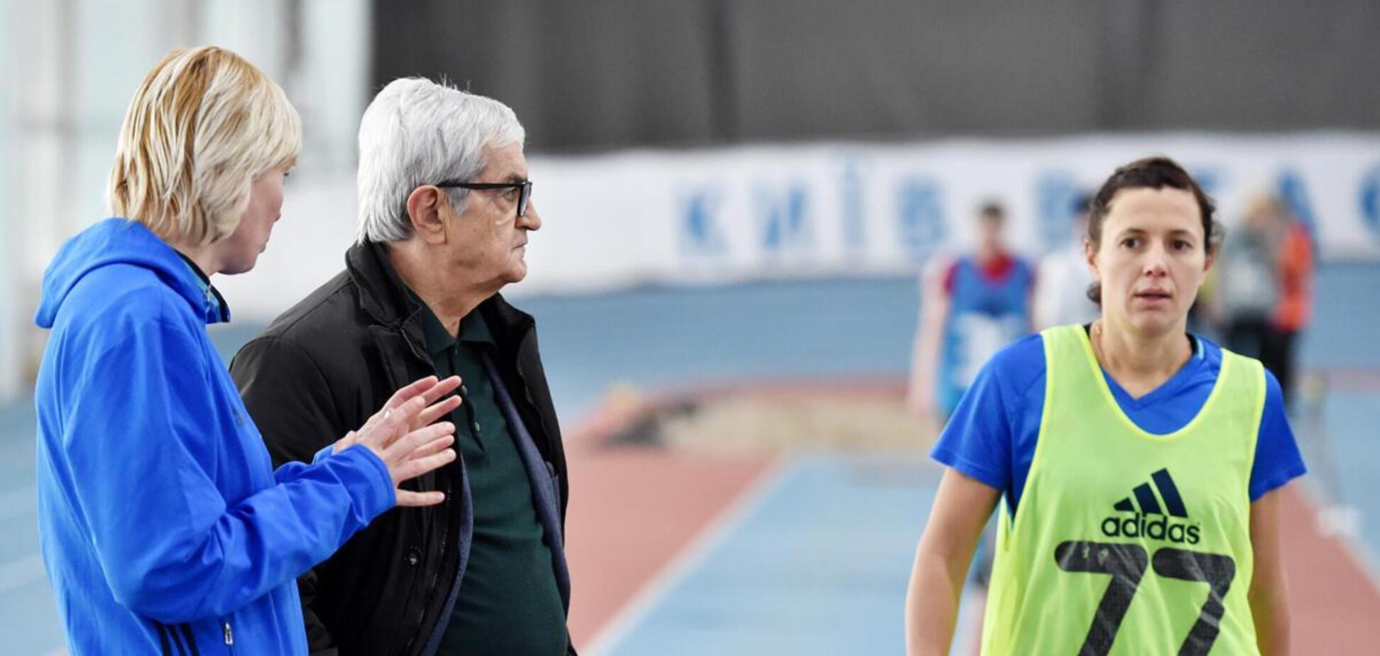 Лучано Лучи (слева) и Екатерина Монзуль (справа)