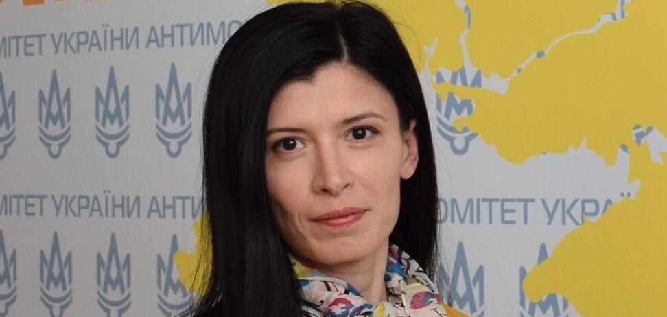 В.о. голови Антимонопольного комітету України Ольга Піщанська