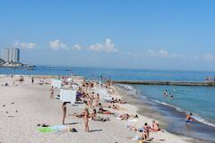 На всех пляжах Одессы обнаружили кишечную палочку