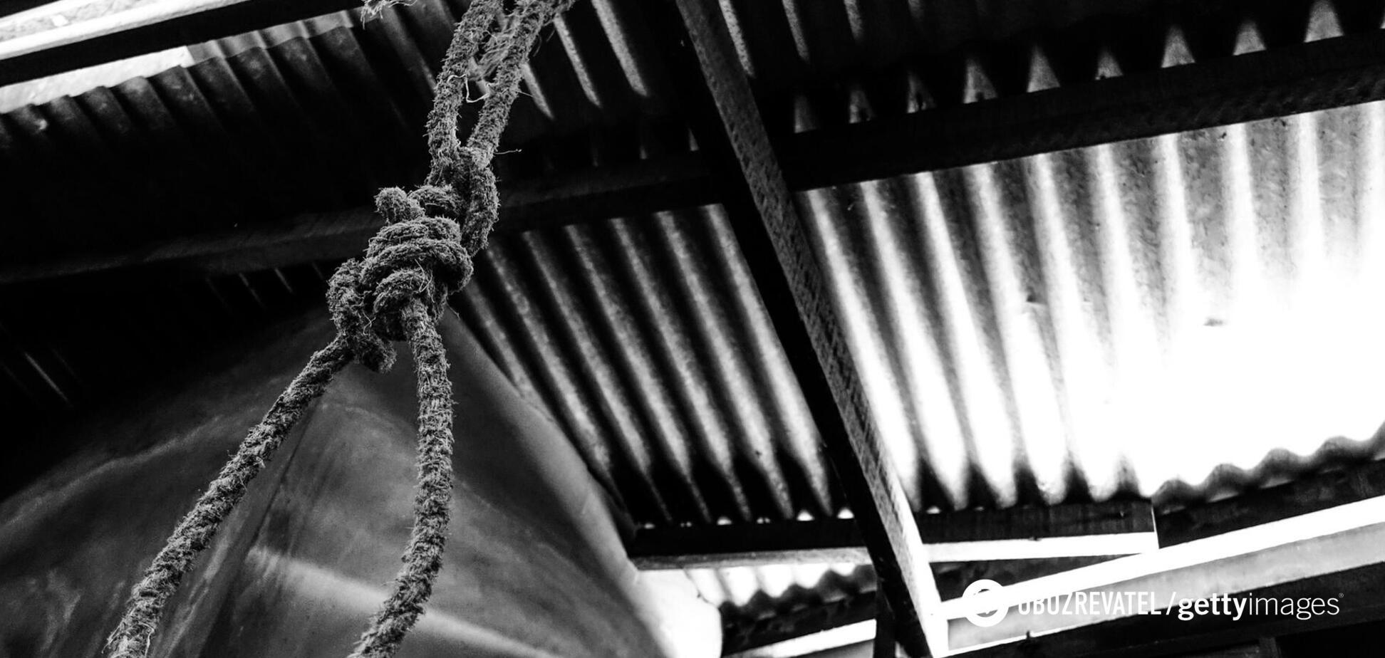 Житель Ивано-Франковска задушил свою сожительницу, а потом повесился