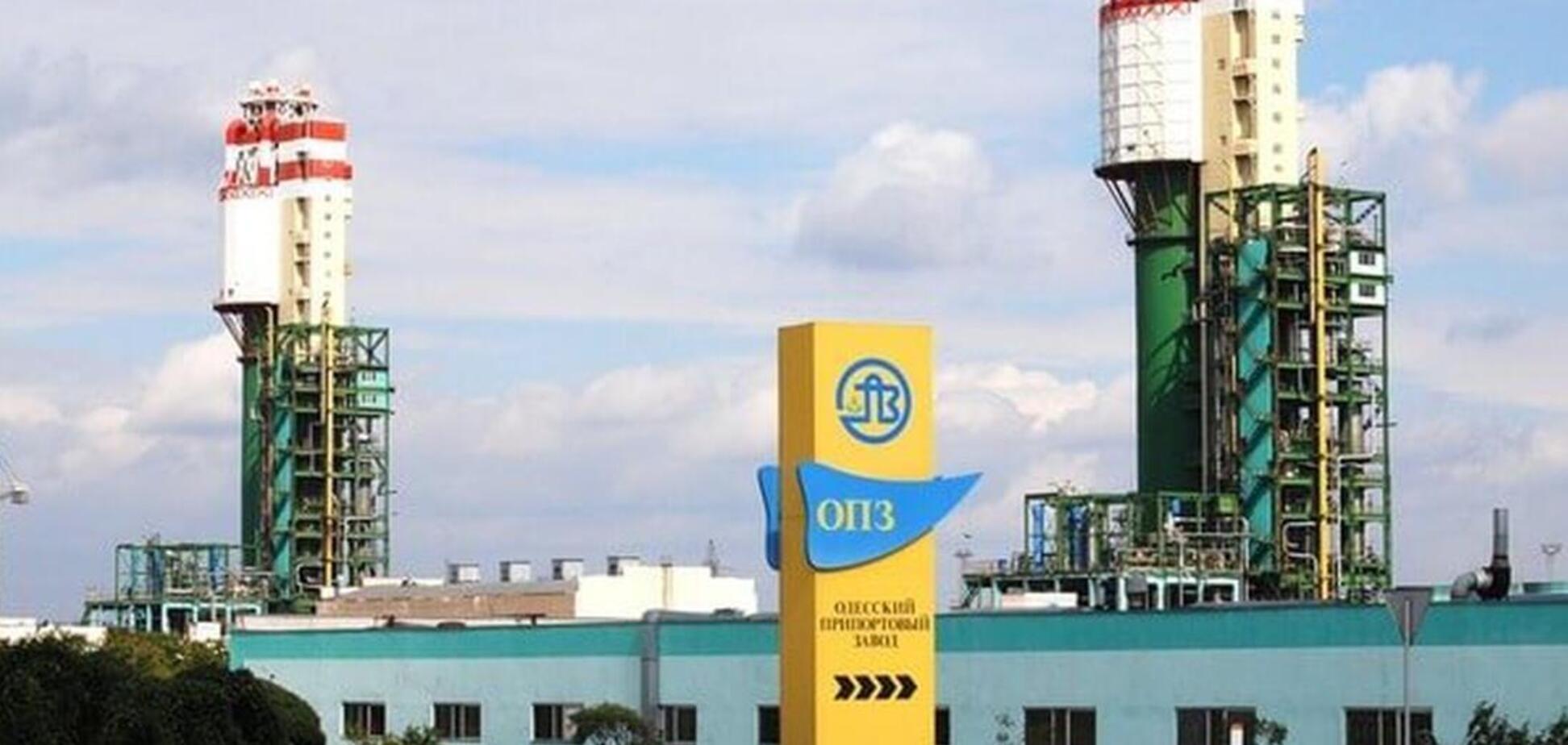 Завод в прекрасном состоянии, – Зеленский об Одесском припортовом