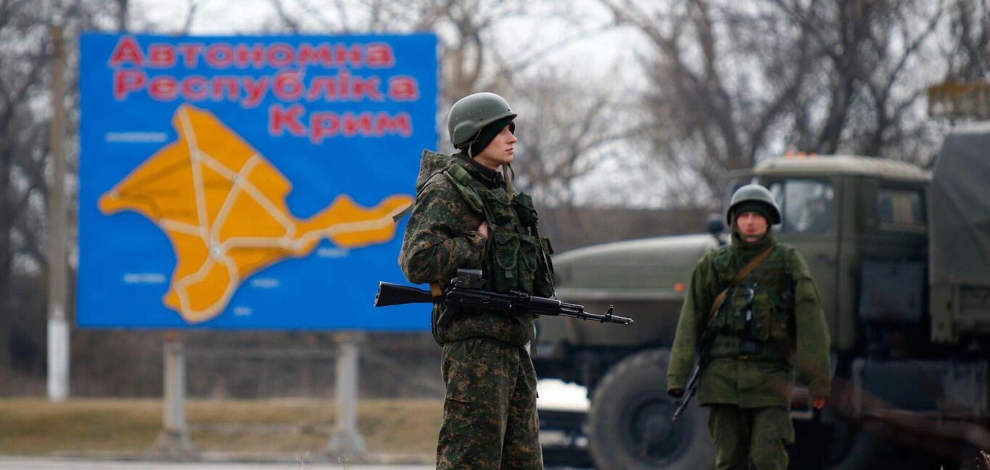 В Кремле считают, что спасли Крым от баз НАТО