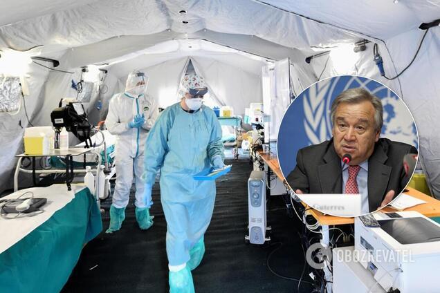 Каким будет мир после пандемии COVID-19: в ООН озвучили два сценария